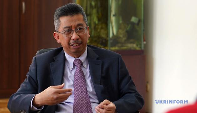 Товарообіг між Україною та Малайзією зростає попри пандемію