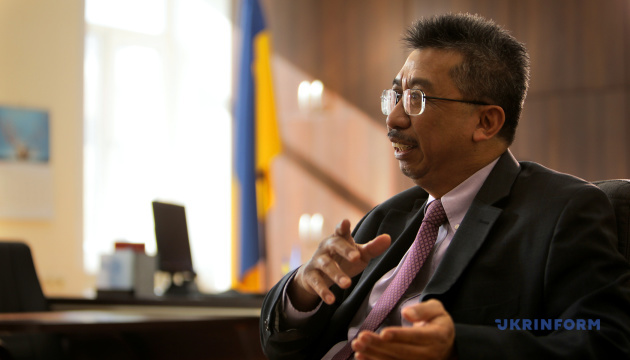 Malaysia's approach to MH17 based on evidence, not politics - ambassador