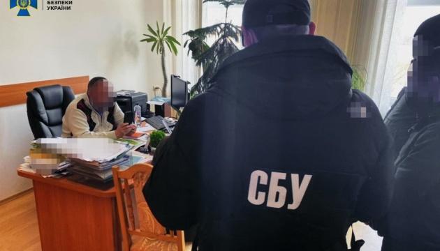 Керівника вишу на Черкащині викрили у корупції з держземлею — СБУ