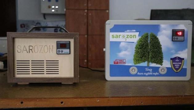 В Турции создали устройство, которое на 99% очищает воздух от коронавируса