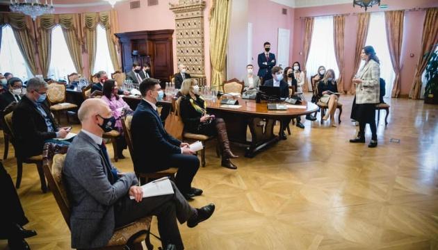 МЗС представило пріоритети публічної дипломатії на чотири роки - Джапарова