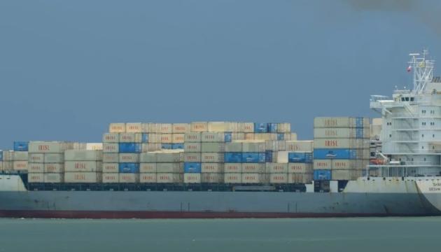 Пираты атаковали иранское коммерческое судно в Средиземном море