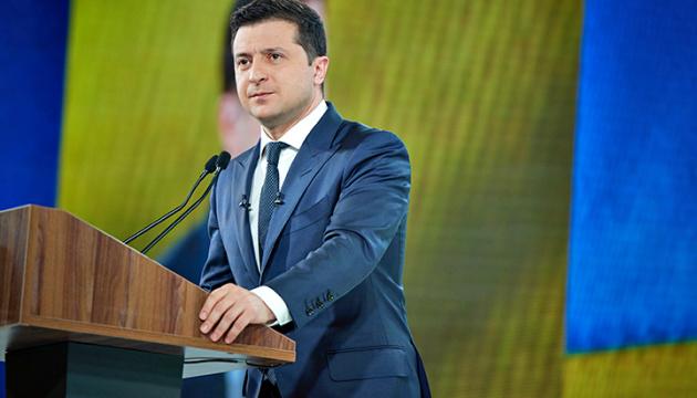 Die Ukraine unterstützt Entscheidung der USA über Sanktionen gegen Kolomojskyj - Präsident