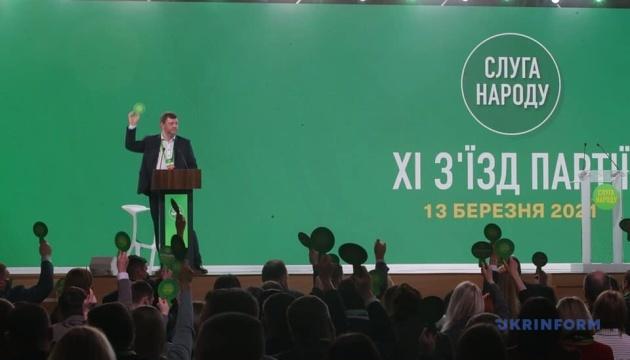 Корнієнко пояснив, чому не може виключити Дубінського з партії