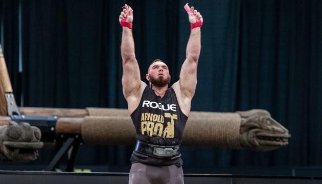 Олексій Новиков переміг на турнірі World's Ultimate Strongman