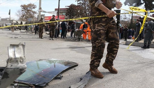 В Афганистане взорвался заминированный автомобиль: восемь погибших, десятки раненых