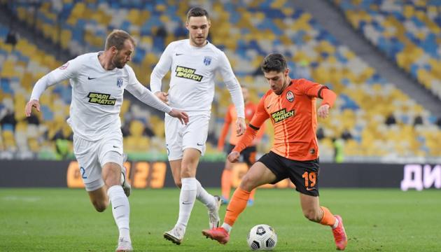 «Шахтер» разгромил «Десну» в футбольной Премьер-лиге Украины