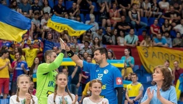 Збірна України мінімально обіграла Фарерські острови у відборі на гандбольний Євро-2022