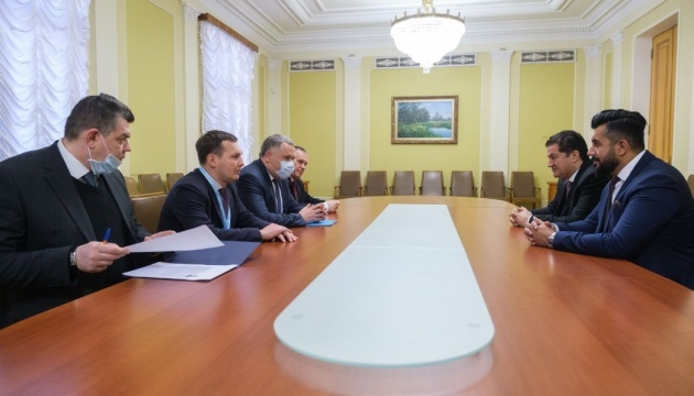 Zhovkva: Ukraine can offer Afghanistan its infrastructure restoration experience