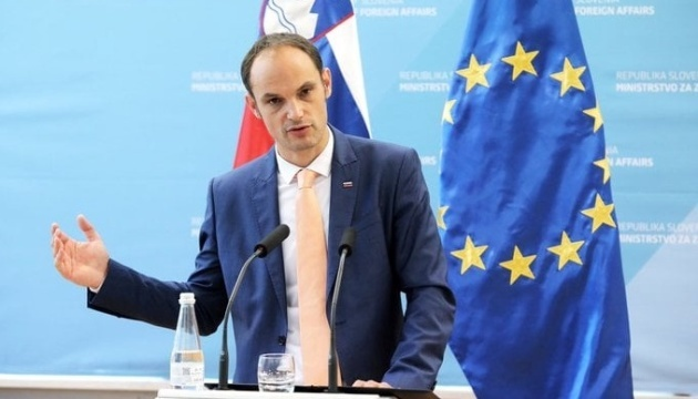 Slovenian foreign minister to pay two-day visit to Ukraine