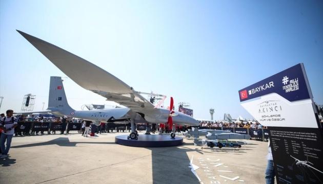 ウクライナ製エンジン搭載のトルコ無人機の試運転実施