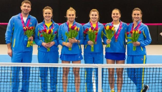 Тенісний матч Кубка Біллі Джин Кінг перенесли з Японії в Україну