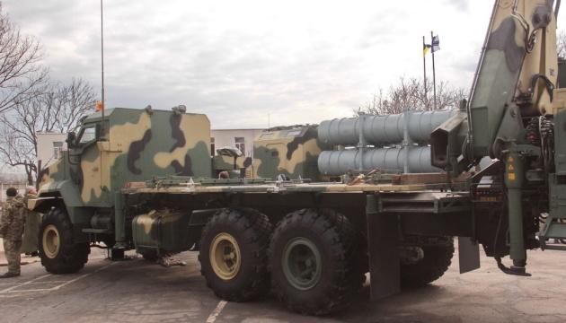 ВМС Украины получили опытные образцы ракетного комплекса «Нептун»