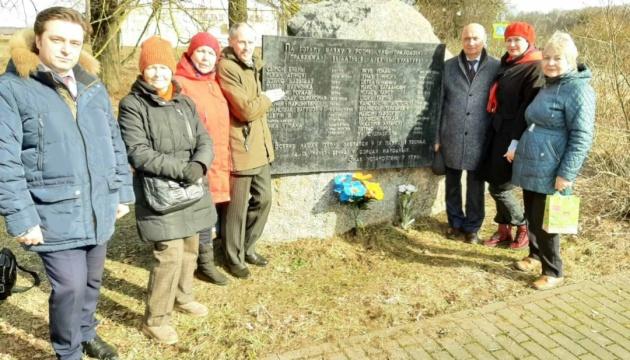 У Білорусії провели низку заходів із вшанування Шевченка