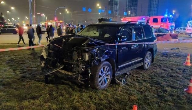 Смертельное ДТП в Киеве: водителю Toyota сообщили о подозрении