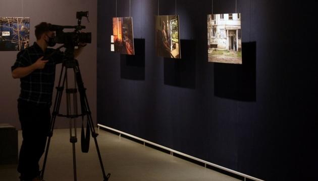 У столиці відкрилася виставка про життя людей, долю яких зруйнувала війна