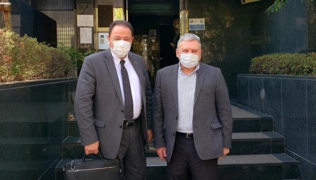 Le ministre de la Défense de l'Ukraine se rend au Japon pour une visite de travail
