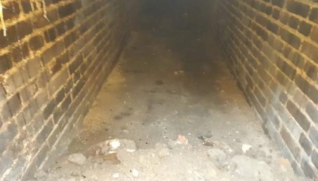 У Запоріжжі під час будівництва випадково знайшли підземний тунель