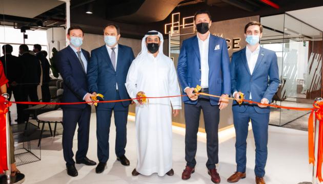 Representative office of Ukrainian Business Council opens in Dubai