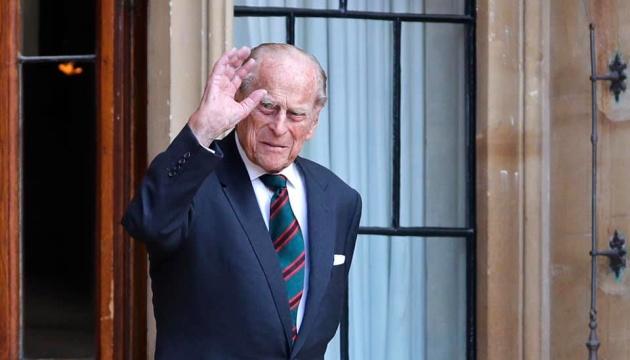 У Британії вшанують пам'ять принца Філіпа загальнонаціональною хвилиною мовчання