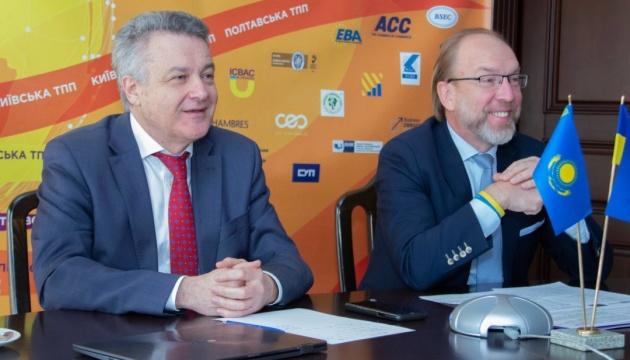 Україна допоможе Казахстану із сертифікацією товарів для експорту в ЄС
