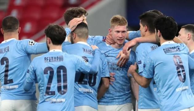«Манчестер Сіті» обіграв «Боруссію» і вийшов до 1/4 фіналу Ліги чемпіонів УЄФА