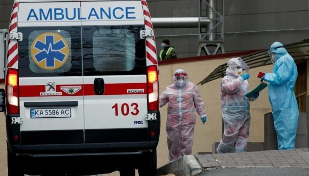 COVID: Kyjiw meldet 256 Neuinfektionen und 21 Todesfälle