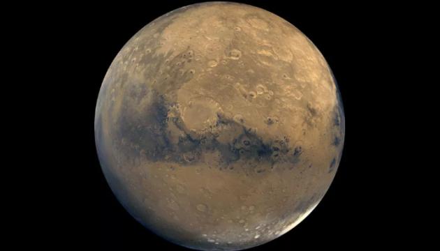 Ученые сказали, где «прячется» вода на Марсе