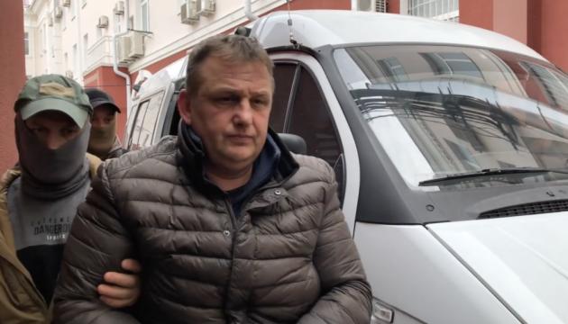 Не давали дихати: заарештований у Криму журналіст Єсипенко заявив про тортури