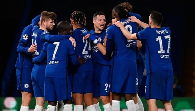 «Челсі» обіграв «Атлетико» і пробився до 1/4 фіналу Ліги чемпіонів