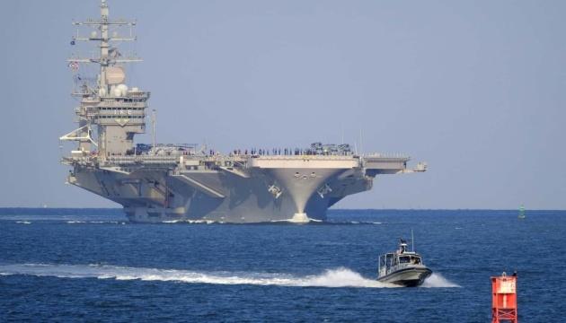 США та Туреччина проведуть спільні маневри у Східному Середземномор'ї