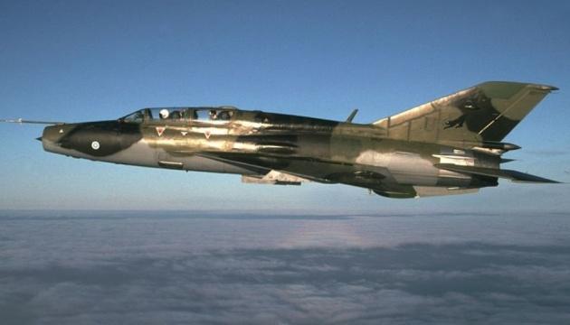 В Індії розбився винищувач МіГ-21: є загиблий