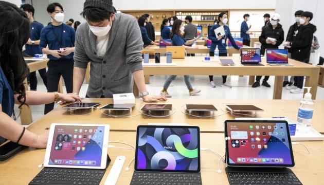 Apple в апреле планирует представить новые iPad