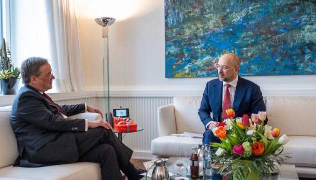 Шмигаль розраховує на активну участь Німеччини у Кримській платформі