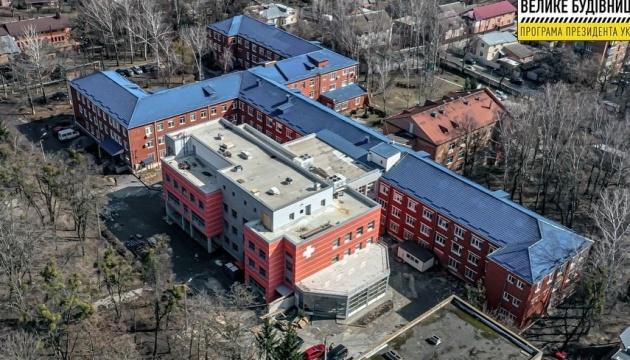 На Винниччине обновляют 10 приемных отделений в больницах