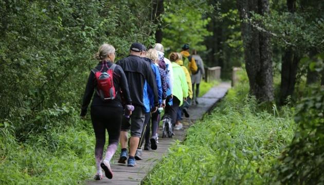 Нова транскордонна стежка познайомить туристів із лісовим світом країн Балтії