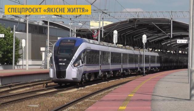 Польська залізниця планує брати до 85% електроенергії з відновлювальних джерел