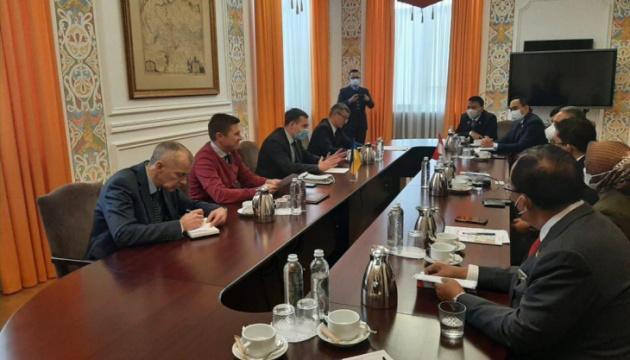 Ucrania pretende crear un mecanismo eficaz de cooperación con la ASEAN