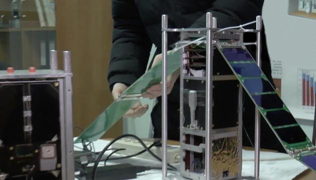 Разработанный в КПИ наноспутник предлагают включить в космическую госпрограмму