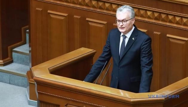 リトアニア大統領、ウクライナに対しベラルーシの原発から電力を購入しないよう呼びかけ