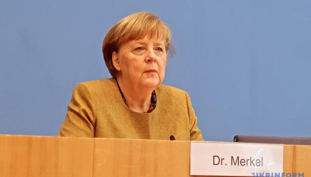 Merkel: Ucrania es un país en el que vale la pena invertir