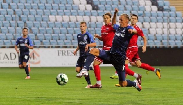 Перша ліга: «Чорноморець» та «Агробізнес» здобули гостьові перемоги