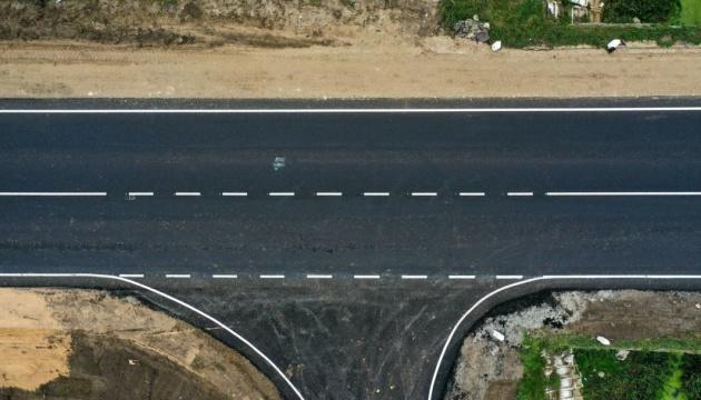 На Ривненщине обновили рекордные 200 километров дорог