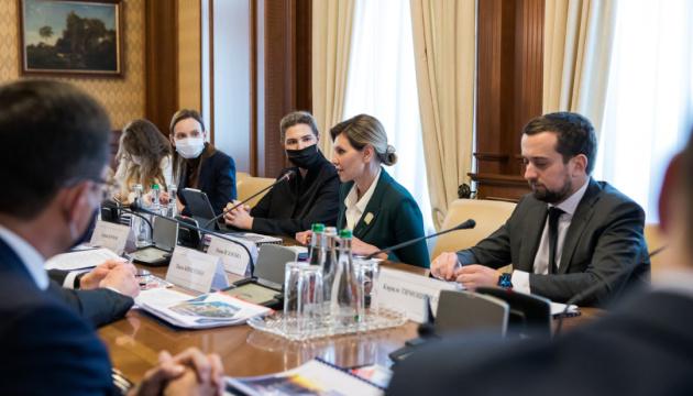 До ініціативи «Без бар'єрів» Олени Зеленської долучилися нові регіони