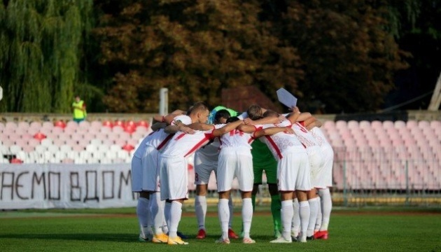 Футбол: «Волинь» та «Оболонь-Бровар» здобули перемоги у Першій лізі