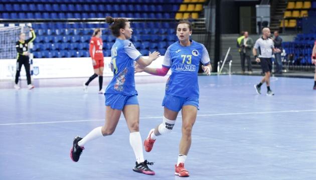 Збірна України поступилася словачкам на старті кваліфікації чемпіонату світу з гандболу