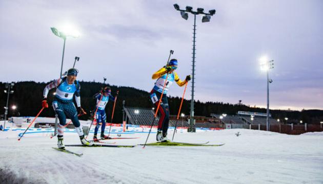 Легрейд здобув «золото» у персьюті Кубка світу з біатлону, Підручний - 13-й