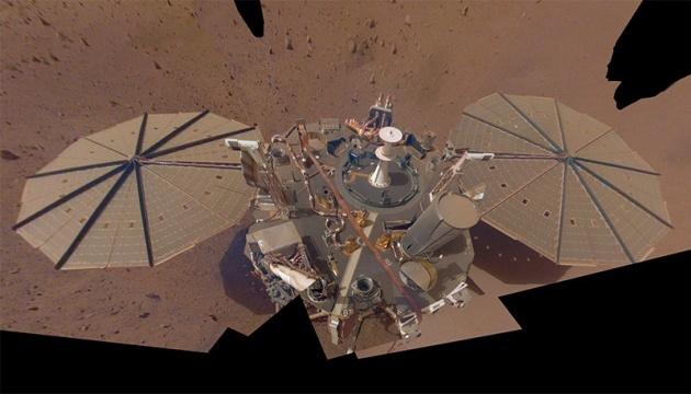 Ядро Марса оказалось в два раза меньше земного