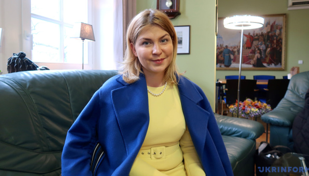 Stefanichyna : L'Ukraine prête à entamer des discussions sur l'intégration dans ENTSO-E