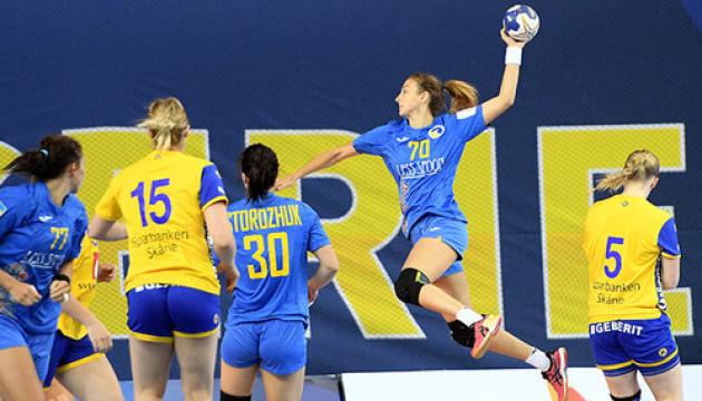 Жіноча збірна України перемогла Люксембург у відборі на ЧС-2021 з гандболу